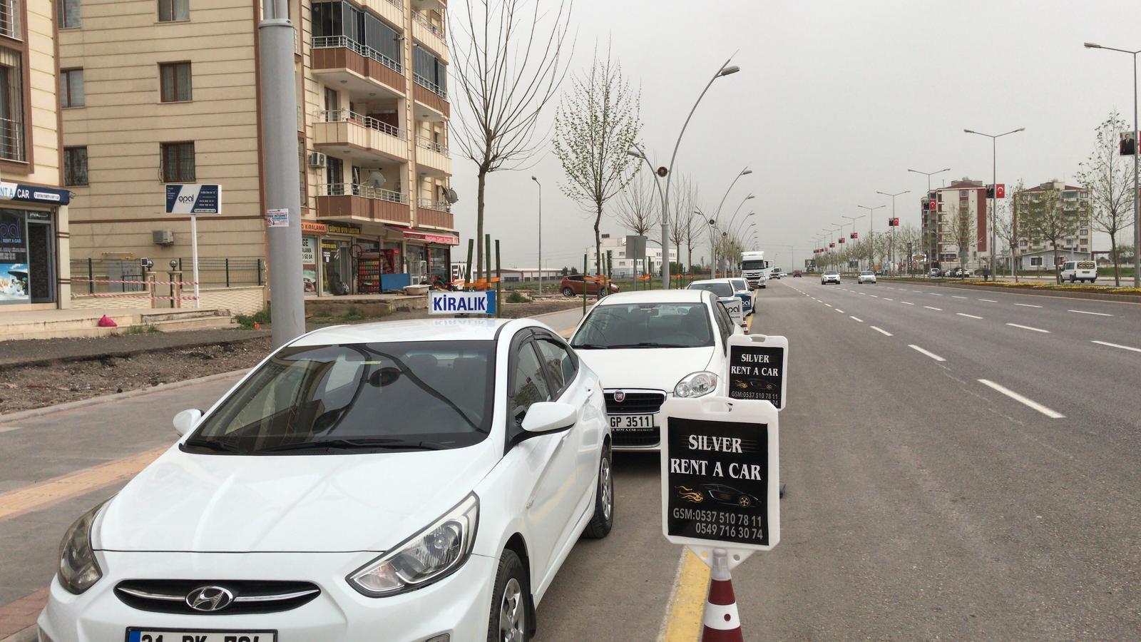 Silver Araç Kiralama | Diyarbakır